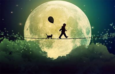 2017年2月11日の満月は半影月食の満月!人生の流れを変えたい人は動くべき時