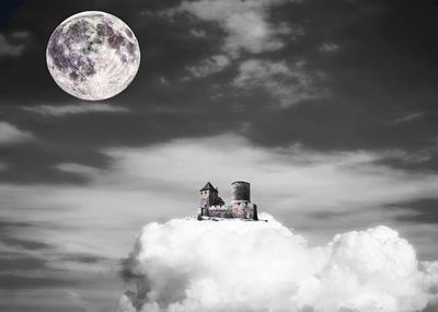 【2017年3月12日の満月は日食後の最初の満月】春分という始まりに向けて満月水を作るべき日