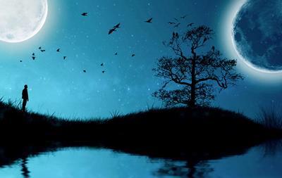 牡羊座の新月