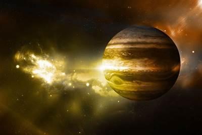 木星が天秤座から蠍座に移動