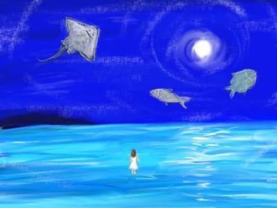 なかなか感情をコントロールできない時にオススメの月光浴とは!?