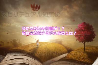 夢にあなたの前世が!?前世を意味する夢の特徴とは?