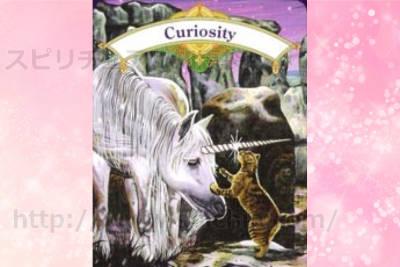 真ん中のカードを選んだあなたへのメッセージ 【curiosity】