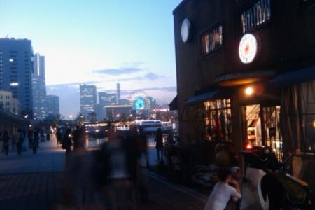 大桟橋近くのかっこいいお店2