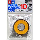 タミヤ メイクアップ材シリーズ No.31 マスキングテープ 10mm 87031
