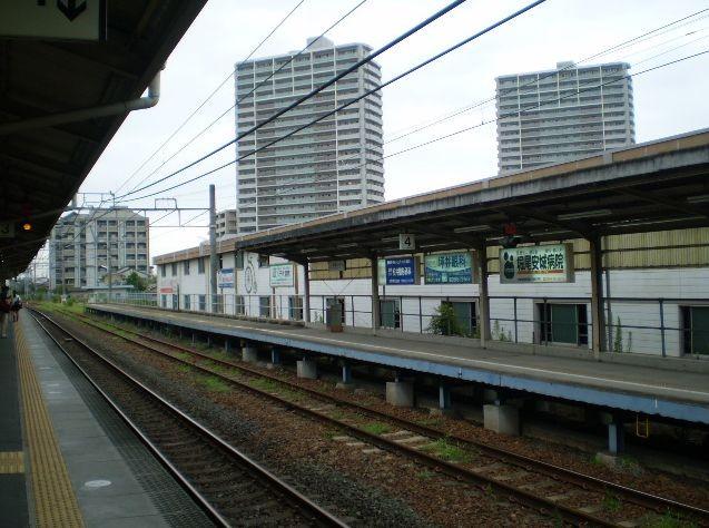 安城駅 (080825 ブログ)
