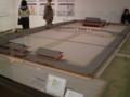 第1次大極殿地区 復元模型