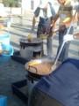 カレーを つくる|古井町 避難所 体験