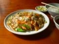 三泰号 (さんたいごう)の やきそば 定食