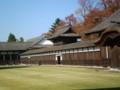 101121-64 瑞竜寺 回廊