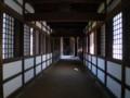 101121-69 瑞竜寺 回廊 内部