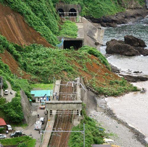 2007/07/16 また新潟で地震