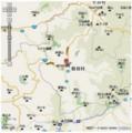 根羽村 (ねばむら)の 地図