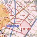 彼岸田 (ひがんでん) 遺跡 位置図
