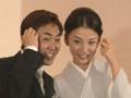 国分佐智子さんと 林家三平さん