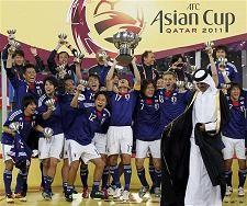 アジア カップ 優勝