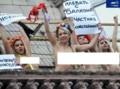 FEMEN バルコニー 11 (AFP)