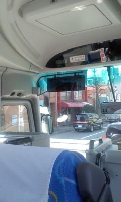 110226 こども 防犯 シアターに むかう バス