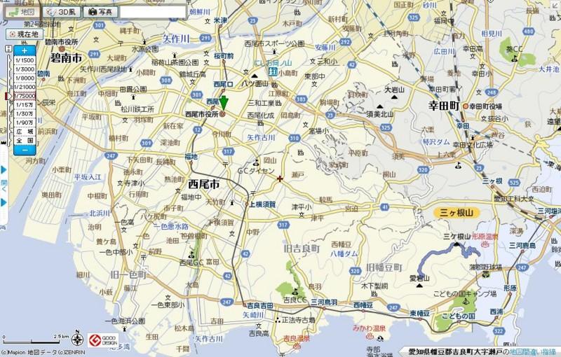 新 西尾市 (まぴおん)