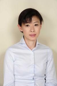 減税日本から 衆院 補選に 立候補する 川村昌代さん