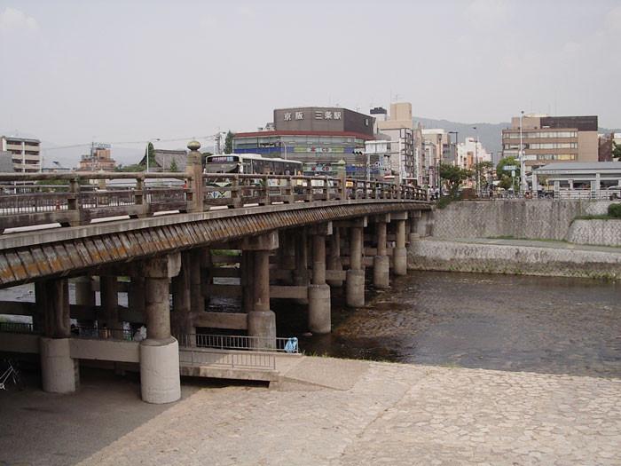 京都 三条大橋 700-525