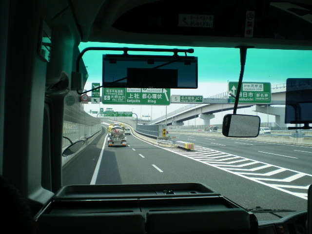 110809 12:17 高速 道路