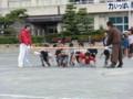 111002 古井町内運動会 01 アメ食い競争 01