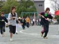 111002 古井町内運動会 07 スプーンレース 03