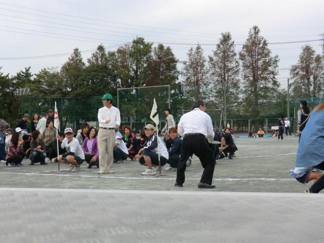 111002 古井町内運動会 08  スプーンレース 04