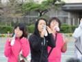 111002 古井町内運動会 16 ラムネ早飲み競争 02