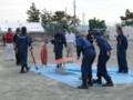 111002 古井町内運動会 22 防災訓練 01
