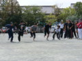 111002 古井町内運動会 28 各種団体リレー 01