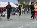 111002 古井町内運動会 30 各種団体リレー 03