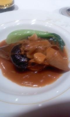 111105 19:14 中華 料理 鮮魚 にこみ