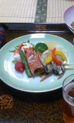 111117 川本 01 18:13 料理