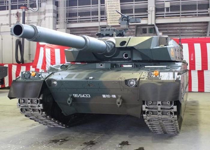 10式 戦車 (120110 時事ドットコム) (1) 全体