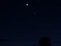 120327 つき-金星-木星 (1) 18:55