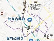 古井の 地図
