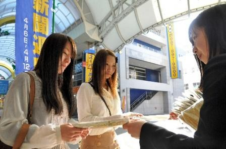 120406 新聞公正取引協議会 香川県支部の 新聞 購読 キャンペーン (あさひ)