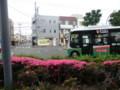 120528 米野 (2) 7:26 南安城 あんくるバス 市街地線 バス