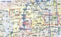 大治町 (おおはるちょう) 位置図 (あきひこ)