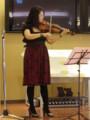 120624 Blume 音楽 教室 バイオリン コンサート (2)