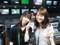 キャッチネットワークの 古橋佳奈さんと 小林奈々恵さん