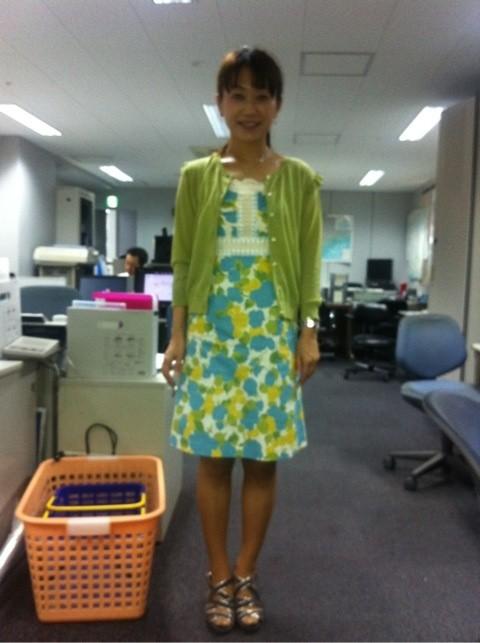 12-07-11 大隅智子さん サンク デュエ