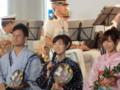 120805 安城 たなばた まつり 愛知県 警察 音楽隊 (1)
