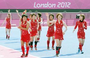 さくら にほん ロンドン オリンピック 9位 (岐阜新聞)