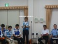 2012.9.1 里地区犯罪抑止モデル地区決起大会 (21)