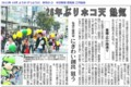 豊橋 広小路 26年 ぶり 歩行者 天国 (ちゅうにち)