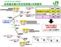 岩泉線 全線の 安全性 評価と 対策 費用 (120330 JR東日本)
