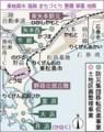 東松島市 復興 まちづくり 整備 事業 地図 (かほく)
